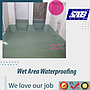 SAB® CEMENTITIOUS (WET AREA WATERPROOFING SYSTEM)